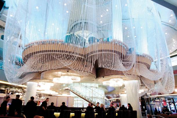 The Chandelier Bar at The Cosmopolitan - Hours, Address, Events ...