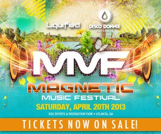 Magnetic Festival Comes to Atlanta on April 20