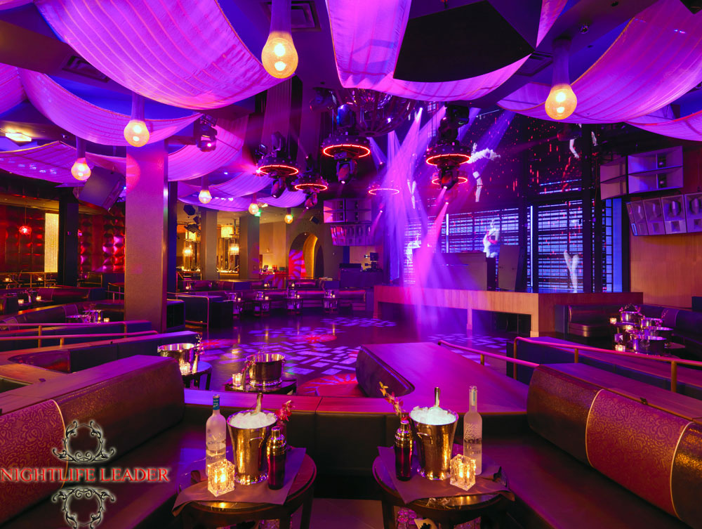 The Ultimate Vegas Nightclub Experience: Marquee