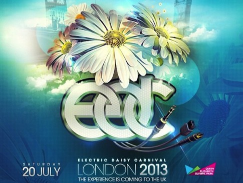 Electronic Daisy Carnival London 2013
