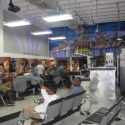 The Lounge and Barbershop Miami