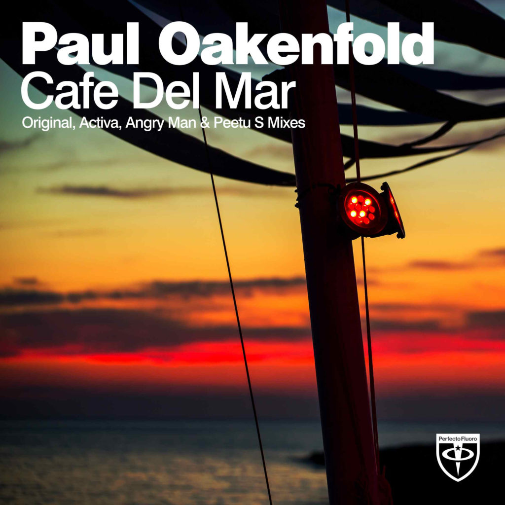 "Oakenfold Recreates Trance Classic ""Café Del Mar"""