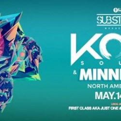 SUBstance Wednesdays: KOAN SOUND & MINNESOTA