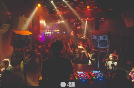 A look inside Q Nightclub
