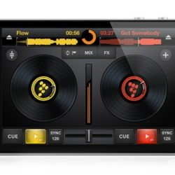 CrossDJ for iPhone