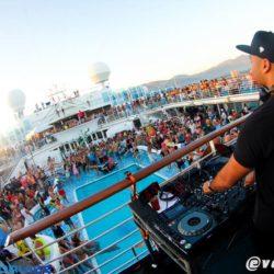 Festival Groove Cruise Miami Florida United States