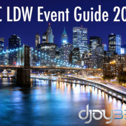 NYC LDW Events 2014