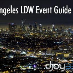 Los Angeles LDW 2014 Events