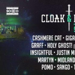 Cloak and Dagger Music Festival