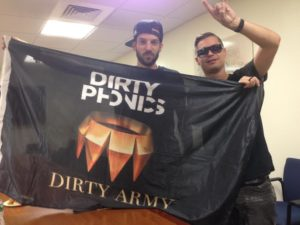 Repping the Dirty Army!