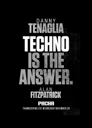 Techno is the Answer